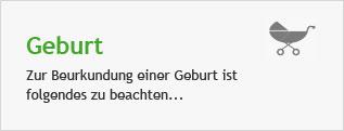 Lebenslage Geburt©Stadt Hemmingen
